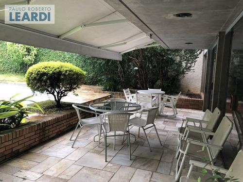 casa assobradada jardim europa  - são paulo - ref: 535041