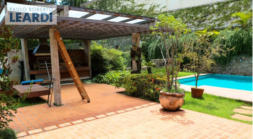 casa assobradada jardim guedala  - são paulo - ref: 425264