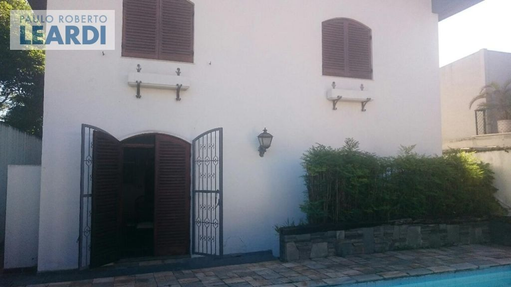 casa assobradada jardim guedala  - são paulo - ref: 463974