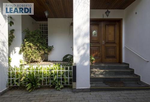 casa assobradada jardim guedala  - são paulo - ref: 547207
