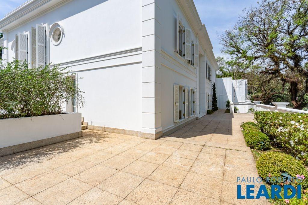 casa assobradada - jardim guedala  - sp - 588632