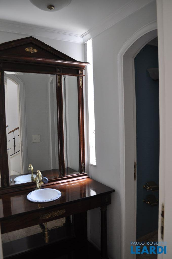 casa assobradada - jardim guedala  - sp - 588928