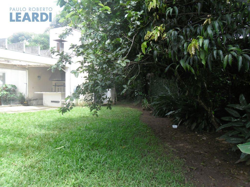 casa assobradada jardim ipanema (zona sul) - são paulo - ref: 493547