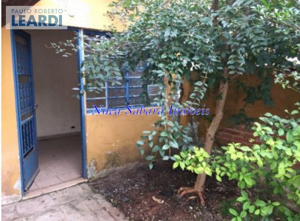 casa assobradada jardim marajoara - são paulo - ref: 534379