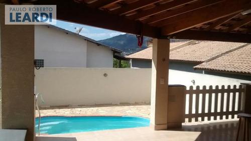 casa assobradada jardim maristela - atibaia - ref: 443539