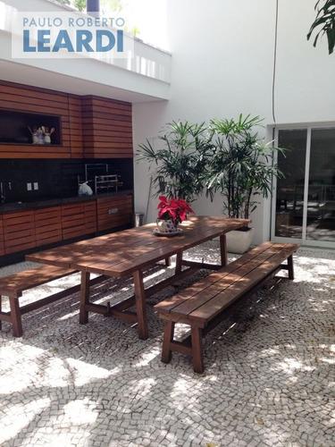 casa assobradada jardim paulista  - são paulo - ref: 387673