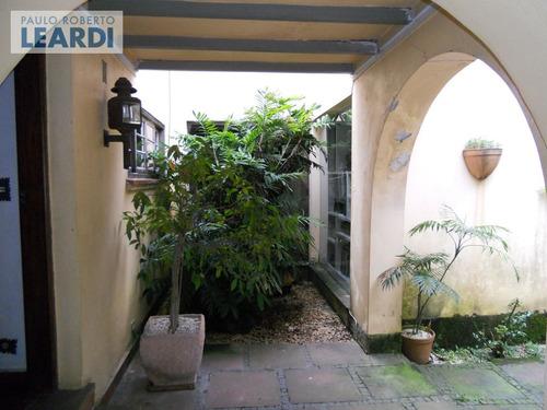 casa assobradada jardim paulista  - são paulo - ref: 392313
