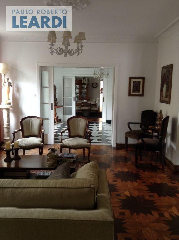 casa assobradada jardim paulista  - são paulo - ref: 394515