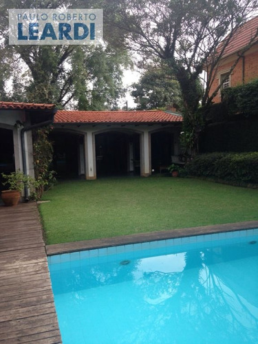 casa assobradada jardim paulista  - são paulo - ref: 433334