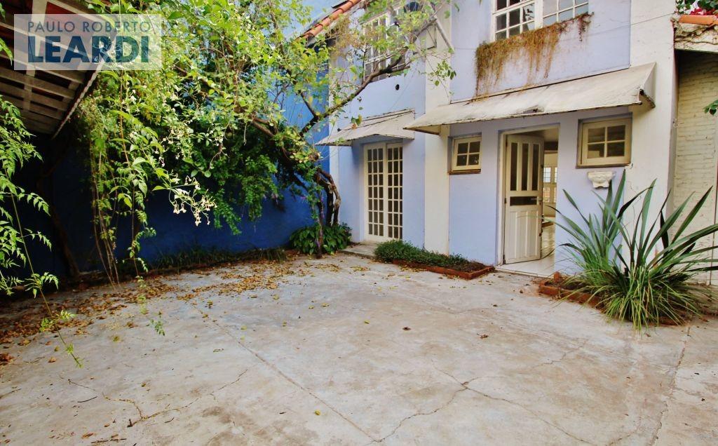 casa assobradada jardim paulistano  - são paulo - ref: 464436