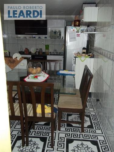 casa assobradada jardim presidente dutra - guarulhos - ref: 398932