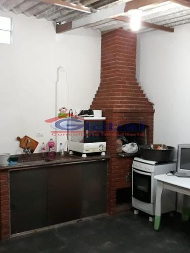 casa assobradada - jd. das maravilhas - santo andré - gl39453