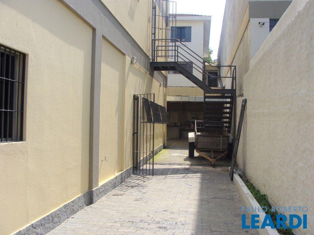 casa assobradada mirandópolis  - são paulo - ref: 488592