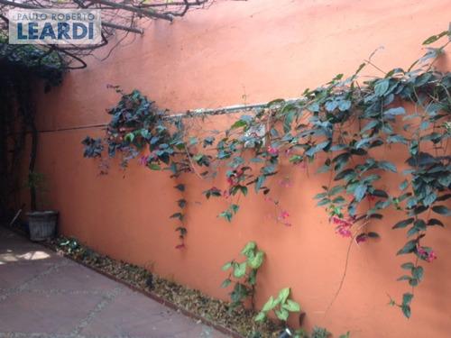 casa assobradada moema pássaros  - são paulo - ref: 555648