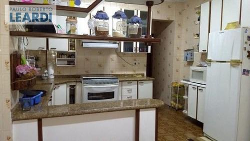 casa assobradada mooca - são paulo - ref: 545141