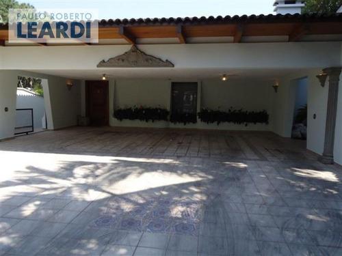 casa assobradada morumbi  - são paulo - ref: 1479