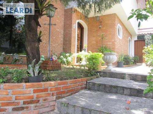 casa assobradada morumbi  - são paulo - ref: 382901
