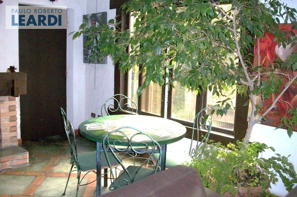 casa assobradada morumbi  - são paulo - ref: 393124