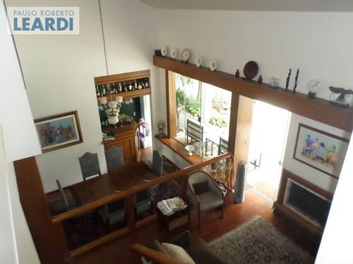 casa assobradada morumbi  - são paulo - ref: 412086