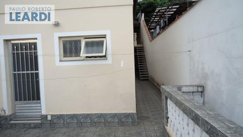 casa assobradada morumbi  - são paulo - ref: 416682