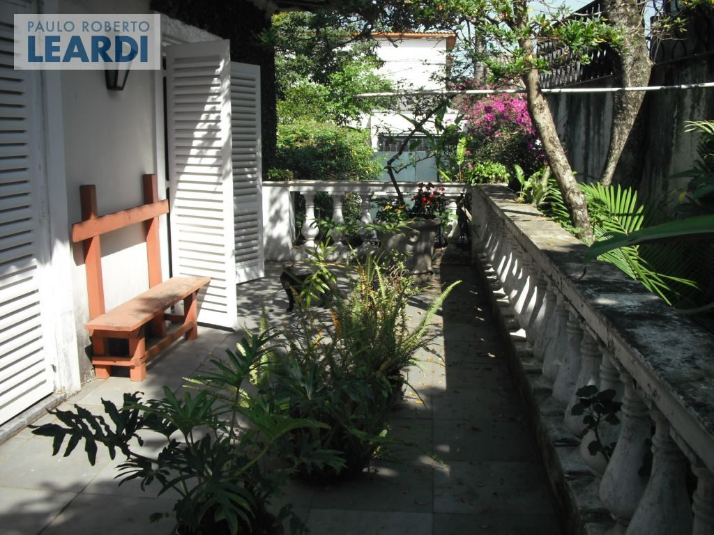 casa assobradada morumbi  - são paulo - ref: 438706
