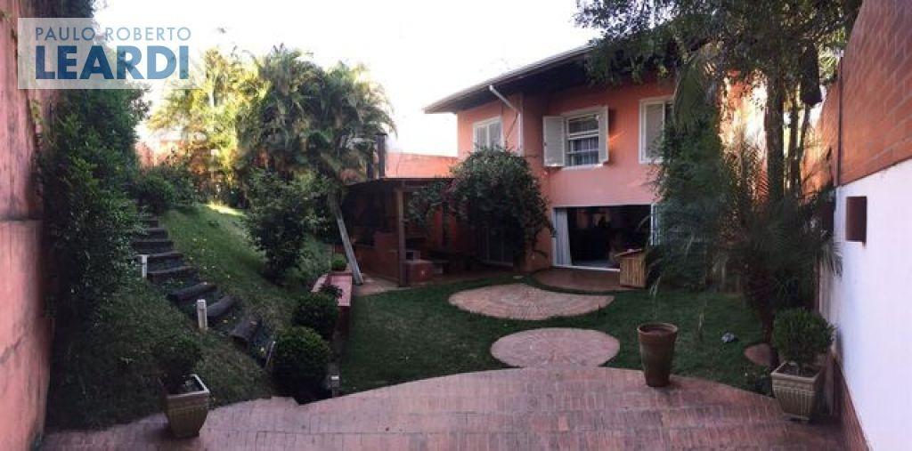 casa assobradada morumbi  - são paulo - ref: 450709