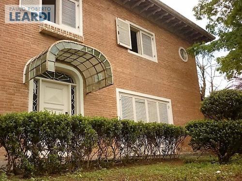 casa assobradada morumbi  - são paulo - ref: 463350