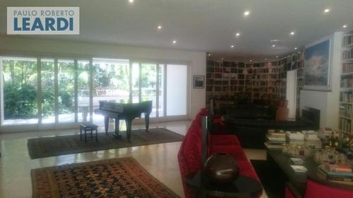 casa assobradada morumbi - são paulo - ref: 498988