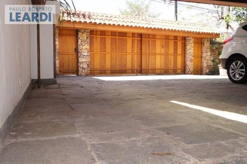 casa assobradada morumbi  - são paulo - ref: 499495