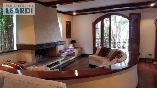 casa assobradada morumbi  - são paulo - ref: 506900