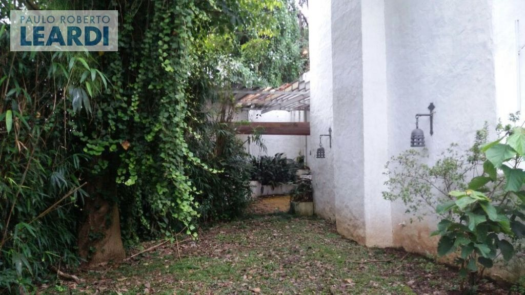 casa assobradada morumbi  - são paulo - ref: 535053