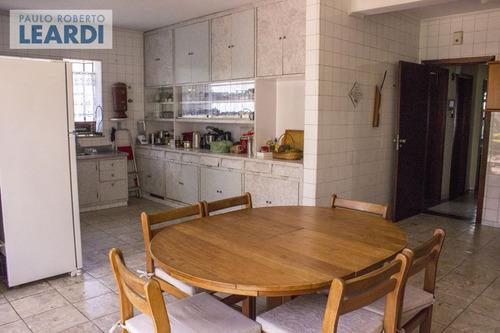 casa assobradada morumbi  - são paulo - ref: 563432