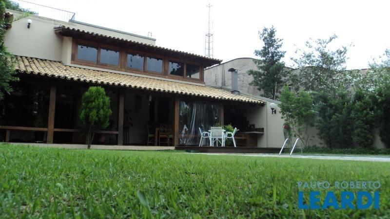 casa assobradada - morumbi  - sp - 255299
