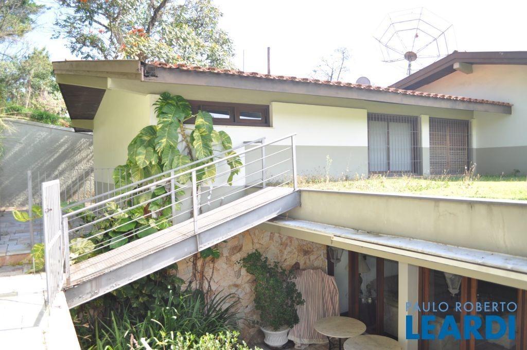 casa assobradada - morumbi  - sp - 579041