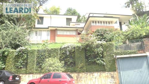 casa assobradada pacaembú  - são paulo - ref: 421871