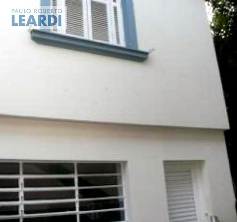 casa assobradada pacaembu - são paulo - ref: 482572