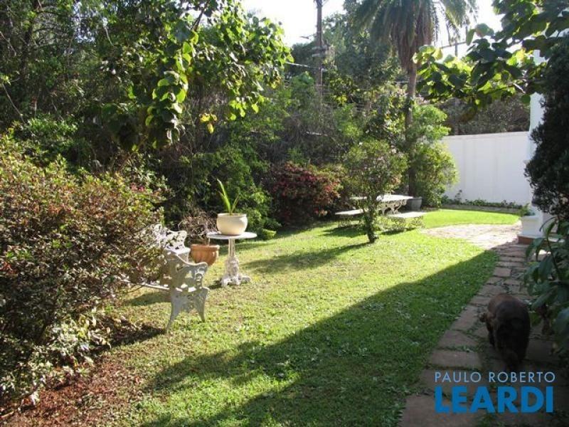 casa assobradada - pacaembú  - sp - 276272