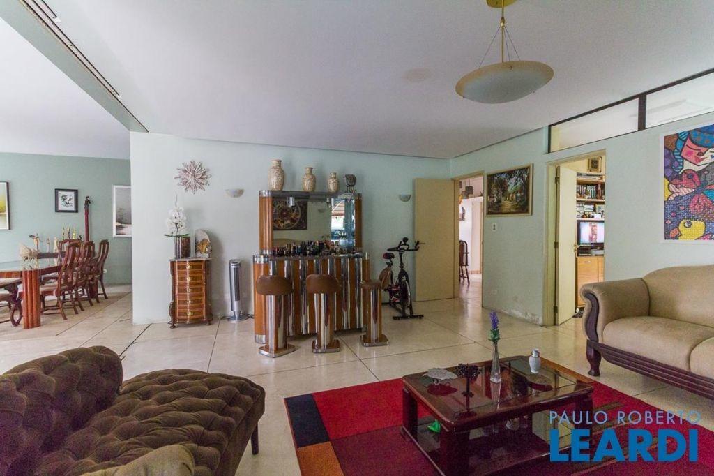 casa assobradada - pacaembú  - sp - 277828