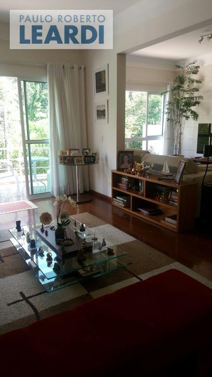 casa assobradada panamby  - são paulo - ref: 463981