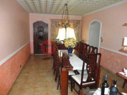 casa assobradada  penha de frança, 3 dorm, 5 vagas, 500 m - 3309