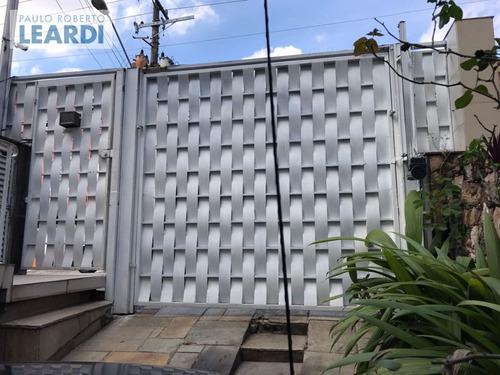 casa assobradada planalto paulista  - são paulo - ref: 499512