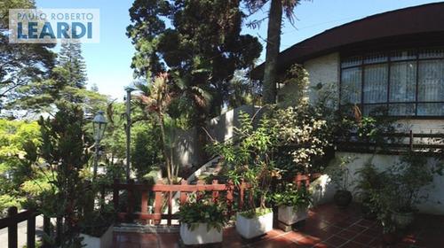 casa assobradada real parque  - são paulo - ref: 386984