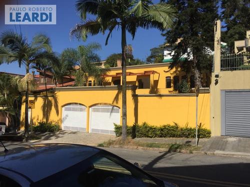 casa assobradada real parque  - são paulo - ref: 495066