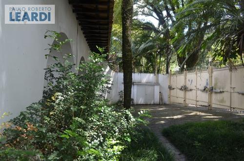 casa assobradada real parque - são paulo - ref: 532663
