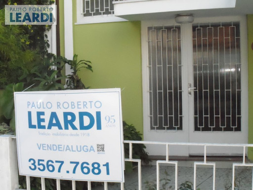 casa assobradada vila clementino  - são paulo - ref: 468911