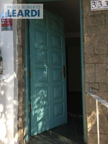 casa assobradada vila clementino  - são paulo - ref: 555728
