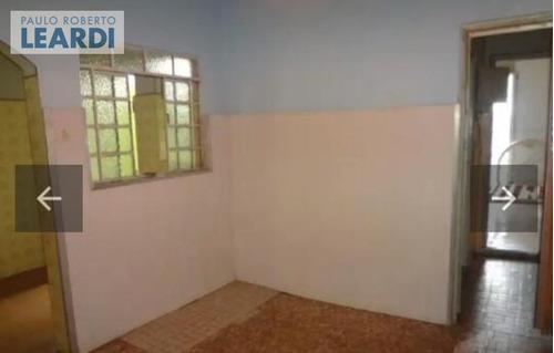 casa assobradada vila junqueira - santo andré - ref: 548764