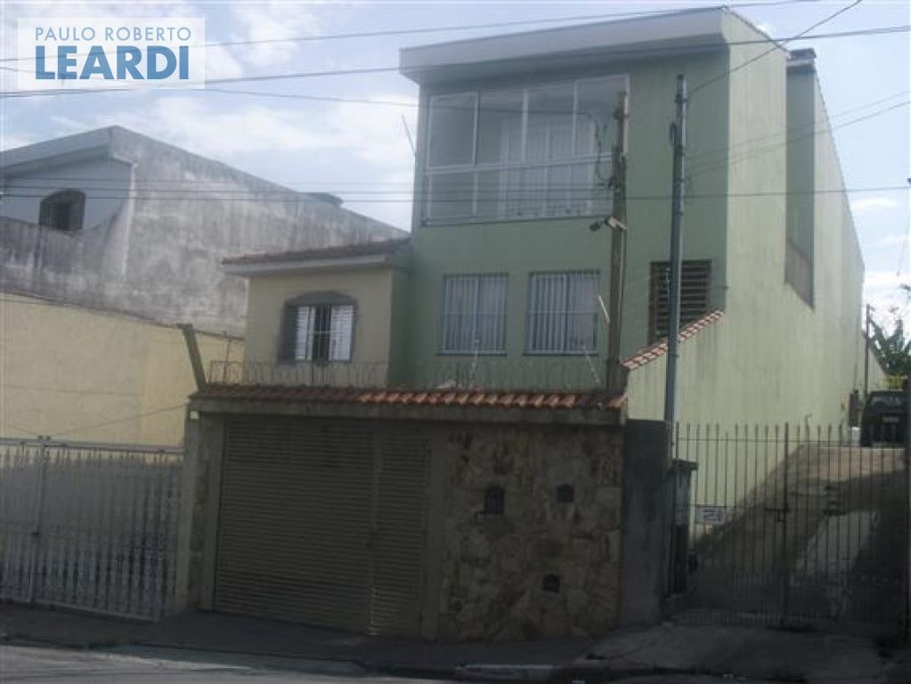 casa assobradada vila maria - são paulo - ref: 439361