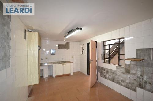 casa assobradada vila mariana  - são paulo - ref: 447779