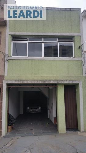 casa assobradada vila mariana  - são paulo - ref: 468782